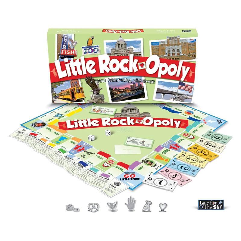 Little Rock-Opoly,LITR