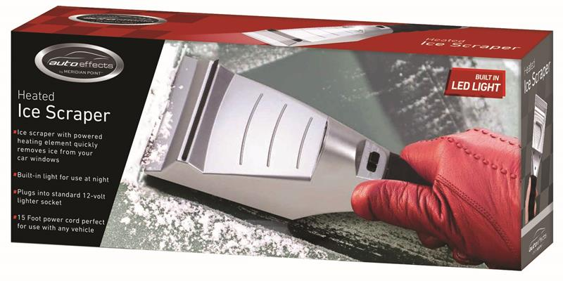 12V Heated Ice Scraper,HIS-12-2737