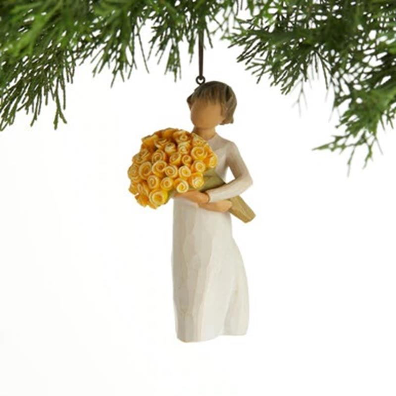 Good Cheer! Ornament,Willow Tree by Demdaco,27912