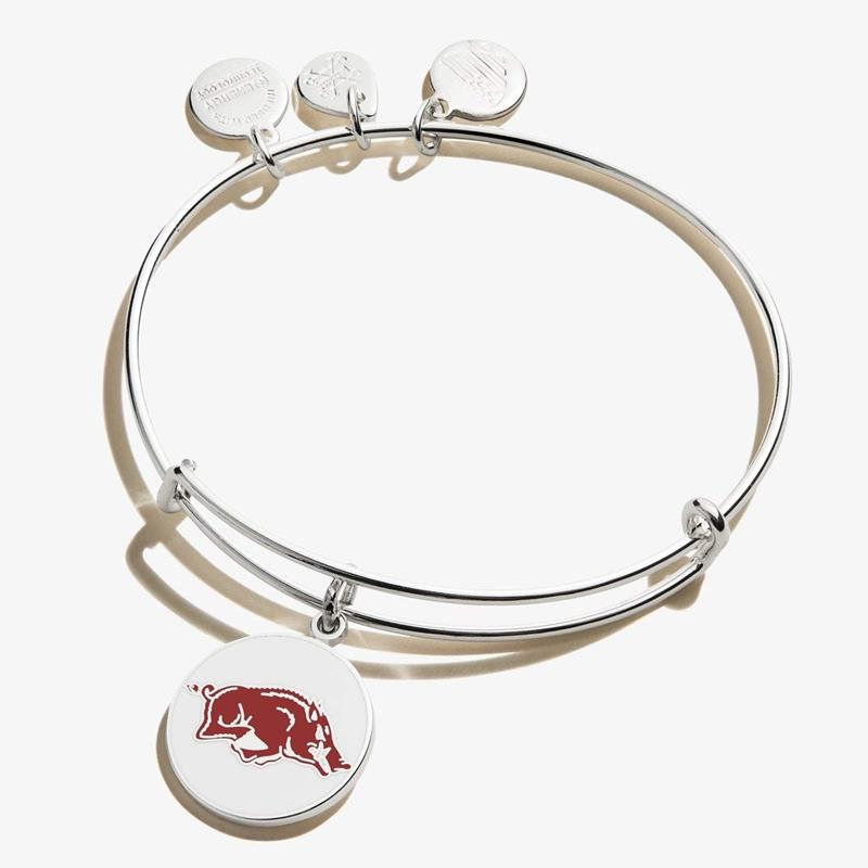 University of Arkansas-Color Infusion,Alex and Ani,AS19COL06SS