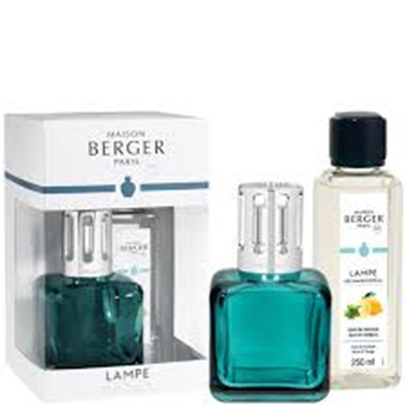 Green Ice Cube Gift Set,Lampe Berger,314713