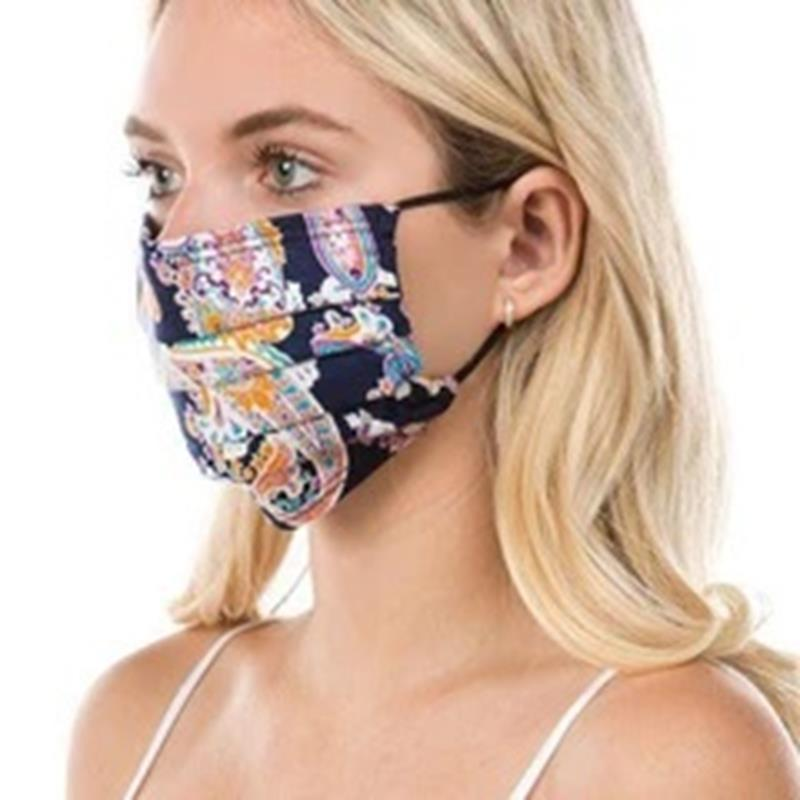 Fashion Face Mask | Multiple Patterns Available,FM8012-44