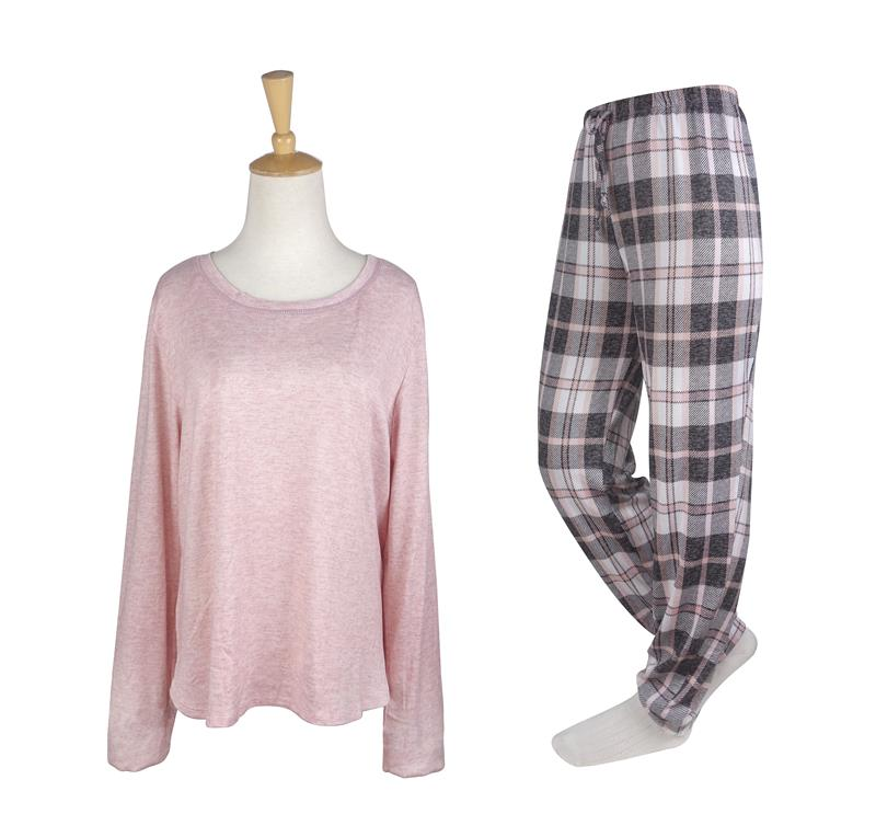 Lana PJ Set  Fashion by Mirabeau,70602-F/PINK-M